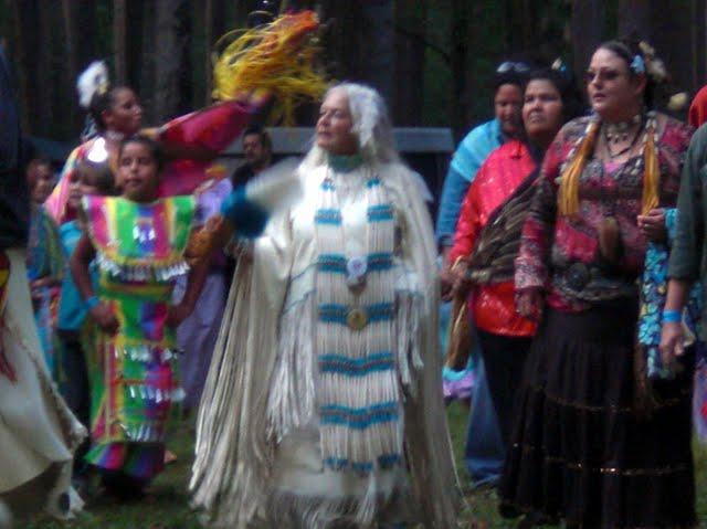Ojibwa Pow Wow Summer 2009