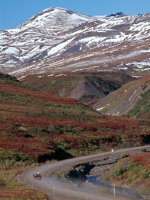 The Road to Inuvik, the Dempster Highway