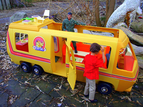 Barbie Rv Bus Pictures To Pin On Pinterest Pinsdaddy