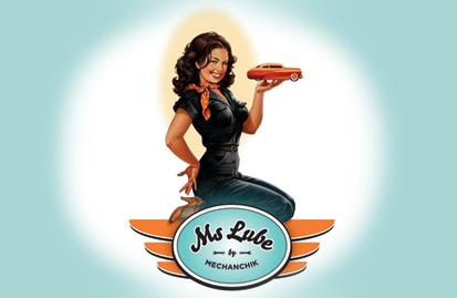 Ms. Lube