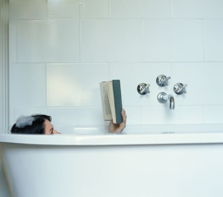 bath absent