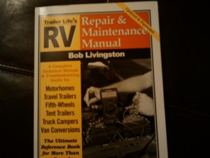 Learning how to take care of my RV
