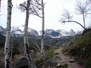hike to bierstadt
