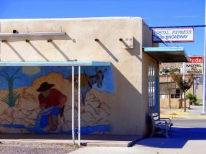 mural in TorC